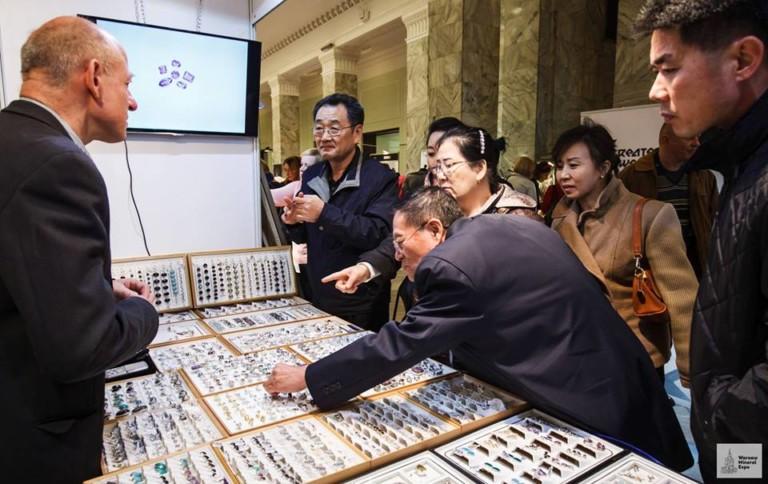 Giełda Minerałów i Biżuterii dla wystawcow
